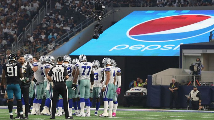 Pepsi and DraftKings Offer Real Money NFL Prediction Game