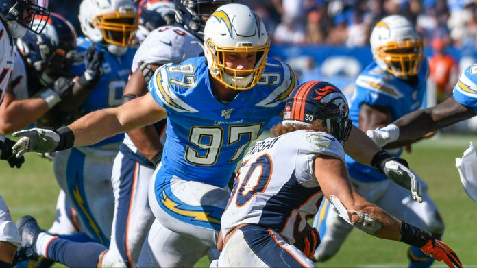 5 Steelers-Chargers Prop Bets & Betting Lines to Back on SNF