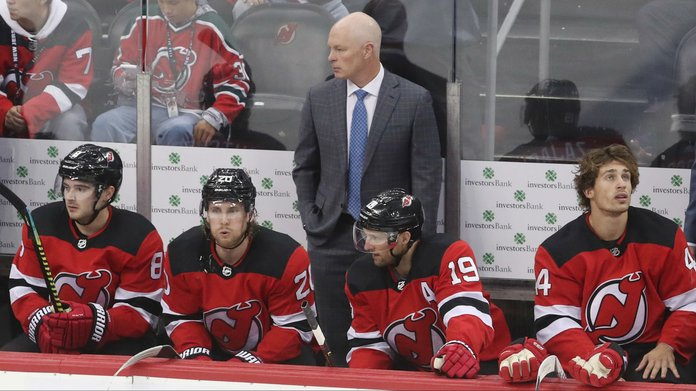 Should New Jersey Devils Stanley Cup Bettors Be Worried?