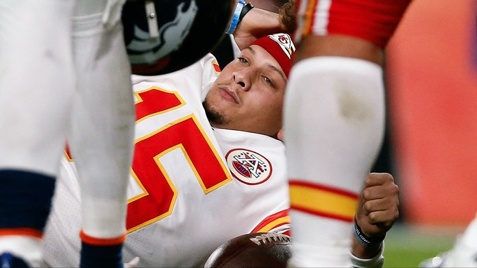 Patrick Mahomes Injury Upends MVP & Chiefs Super Bowl Odds