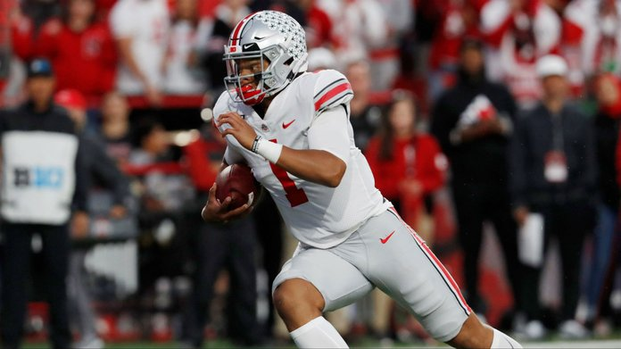 Why Ohio State QB Justin Fields is a Great Heisman Value Bet