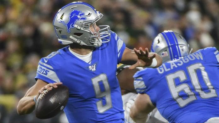 NFL Week 8 DFS Picks: Why Matt Stafford is the QB of Choice