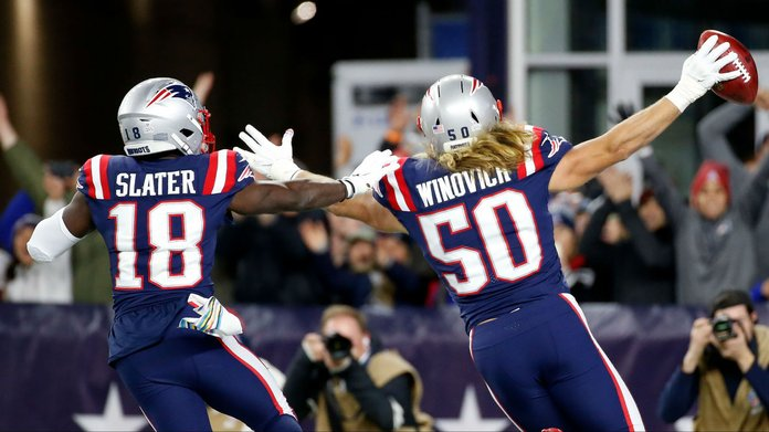 Patriots' Historic Start Offers No Guarantee To NFL Bettors