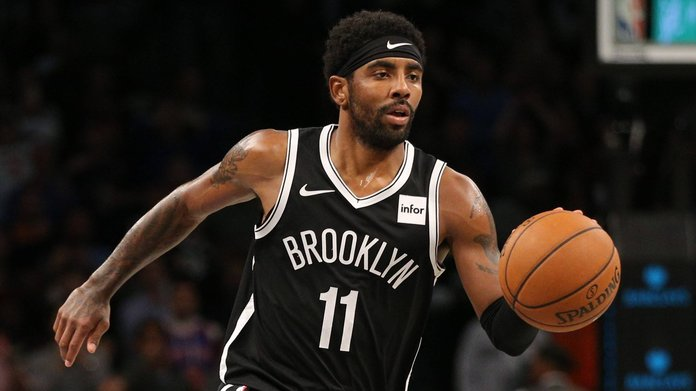 Kyrie Irving Wins For Fantasy Players But Not Spread Bettors