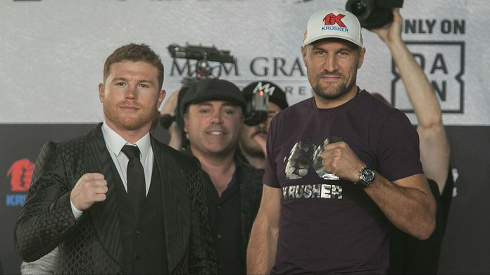 Canelo Alvarez vs Sergey Kovalev Betting Odds, Tips & Picks