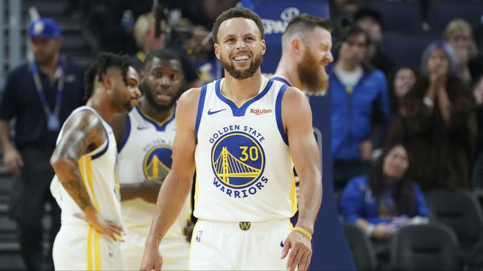 How Steph Curry Injury Affects Nba Mvp Warriors Title Odds