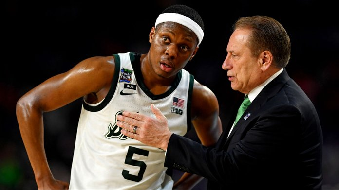 Michigan State's Cassius Winston Tops Wooden Award 2020 Odds