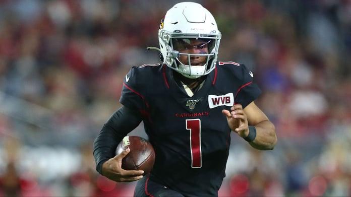 NFL Week 10 DFS Picks: Why We Love QB Kyler Murray This Week