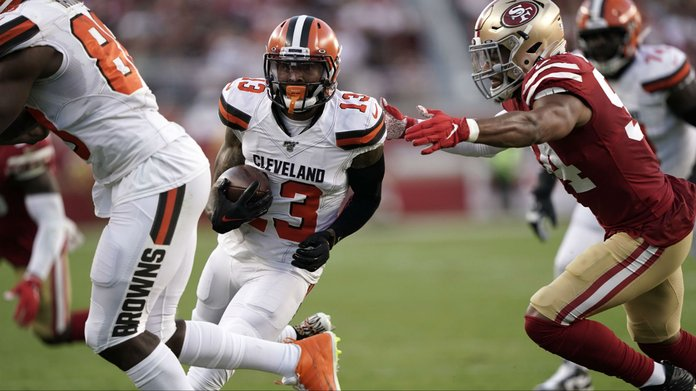 5 Steelers-Browns Prop Bets & Betting Lines To Back On TNF