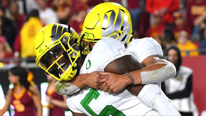 Latest CFP Rankings Reward LSU & Longshots Oregon, Minnesota