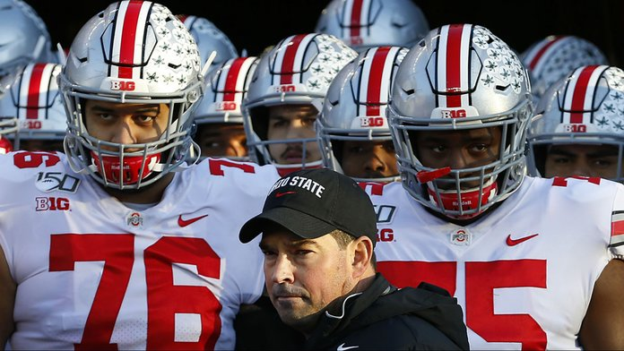 CFP Rankings Unchanged But Ohio State New Betting Favorite