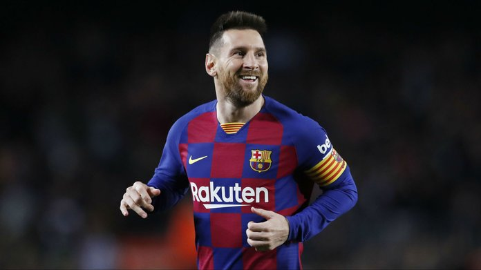 Ballon D'or Betting Suspended Amid Reports Messi is 'Winner'
