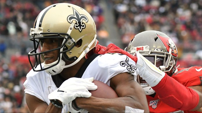 Jump On Saints WR Michael Thomas' Longshot NFL MVP Odds Now