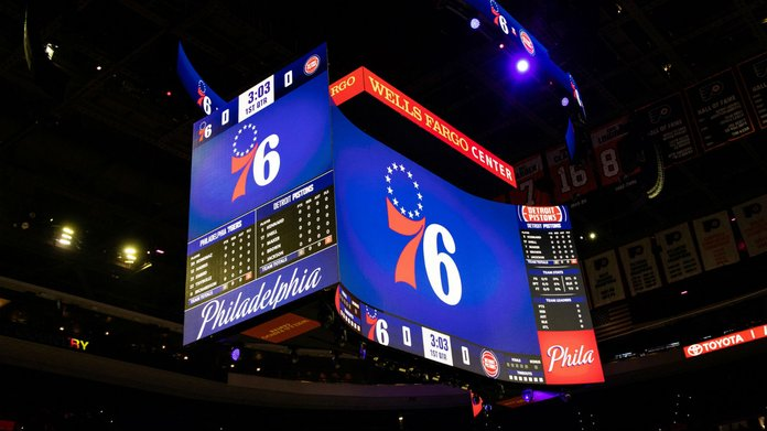 Philadelphia 76ers First NBA Team To Reach Deal With Fox Bet