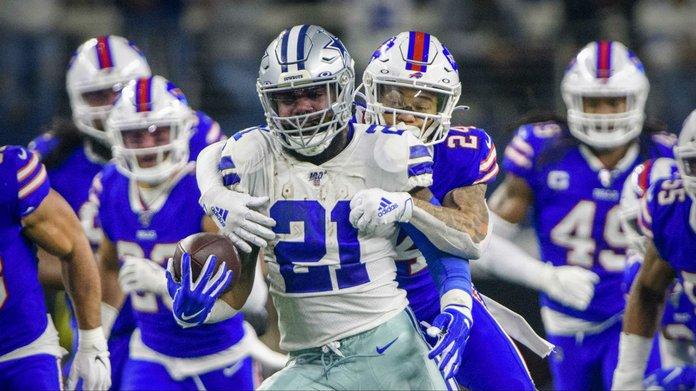 5 Cowboys-Bears Prop Bets & Betting Lines To Back on TNF
