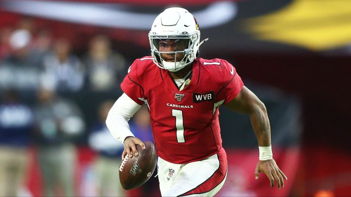 NFL Week 14 DFS Picks: Ride Kyler Murray Even vs Steelers