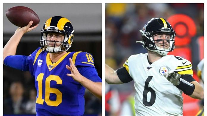 SLIPS: Rams & Steelers Remain Reliable Bets in NFL Week 14