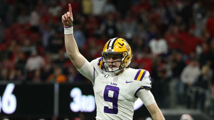 Why You Should Bet LSU To Win CFP Championship 2019