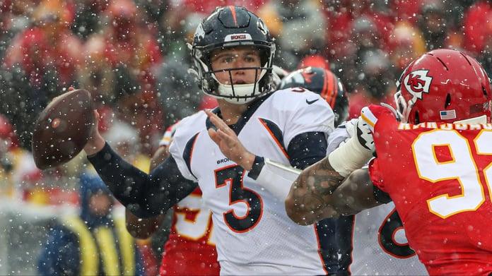 NFL Week 16 DFS Picks: Is Drew Lock A Lock Against Lions?