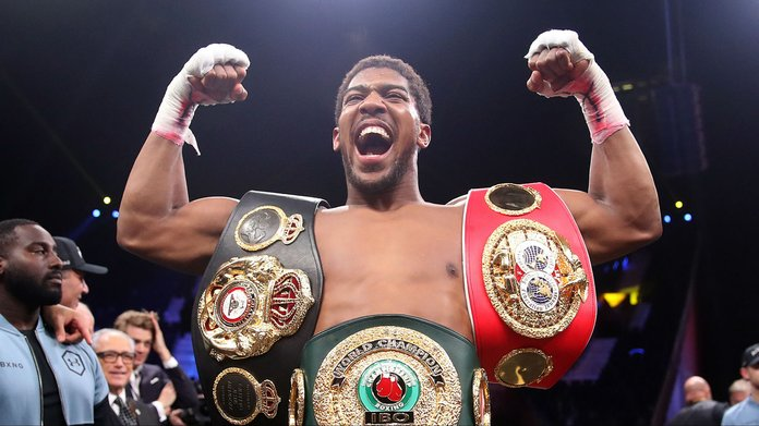 Anthony Joshua Next Fight Odds: Will He Face Usyk or Pulev?