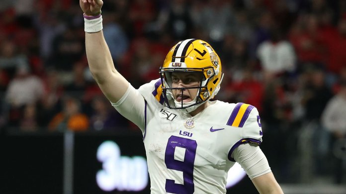 LSU-Oklahoma Peach Bowl Props & Best Bets to Back CFP 2019