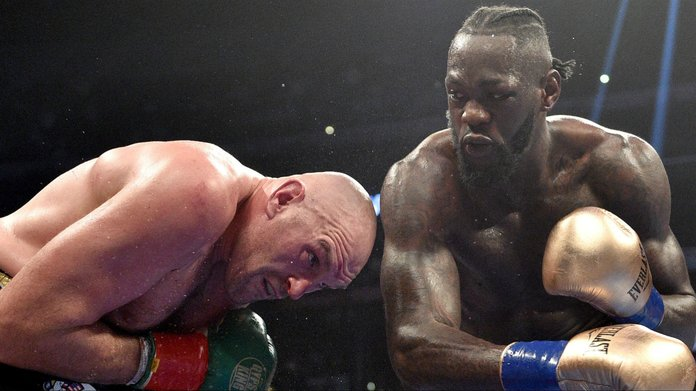 Tyson Fury Favored over Deontay Wilder in Feb. 22 Rematch