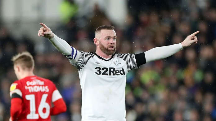 Influential Wayne Rooney Has The Maturity To Succeed At Derby