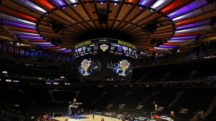 DraftKings  & Madison Square Garden Extend Deal For NY Teams