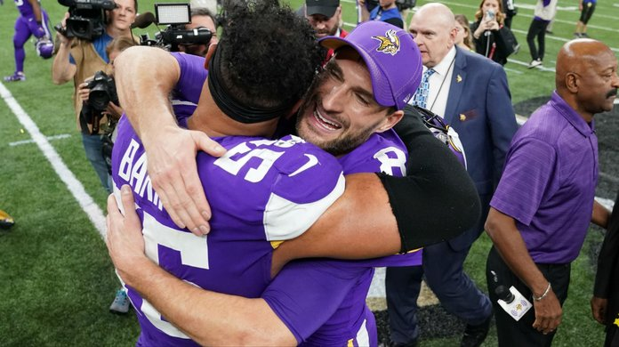 SLIPS: Vikings Upset Means NFL Wild-Card Bounty For Books