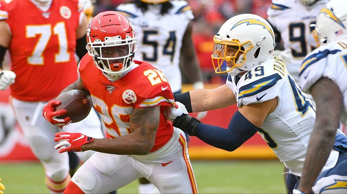 5 Texans-Chiefs AFC Divisional Playoff Bets & Lines To Back