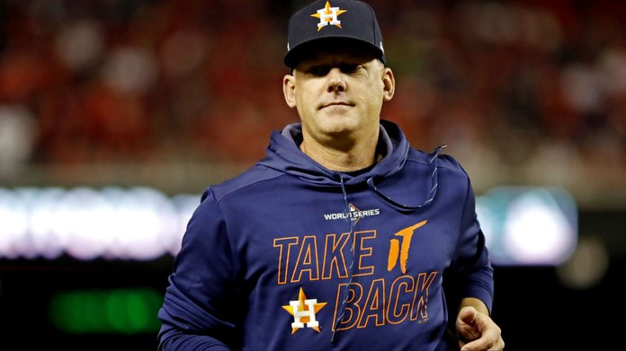 Astros World Series Odds Unmoved By MLB Suspensions, Firings