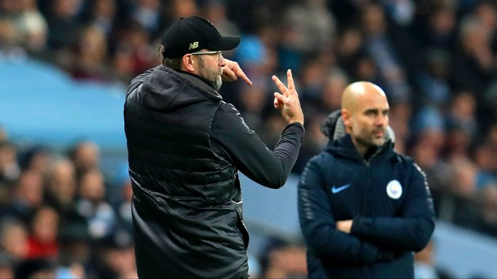 Can Liverpool Break Manchester City's Record 100-point Haul?