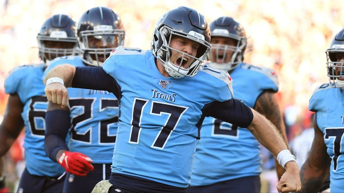 5 Titans-Chiefs AFC Championship Game Bets & Lines To Back