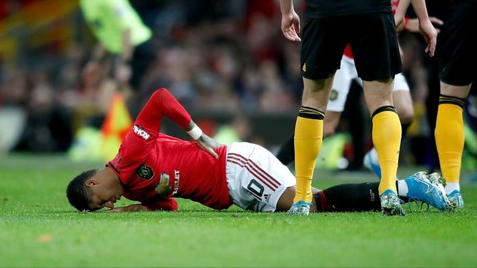 Rashford Injury Hits Latest Liverpool vs Manchester Utd Odds