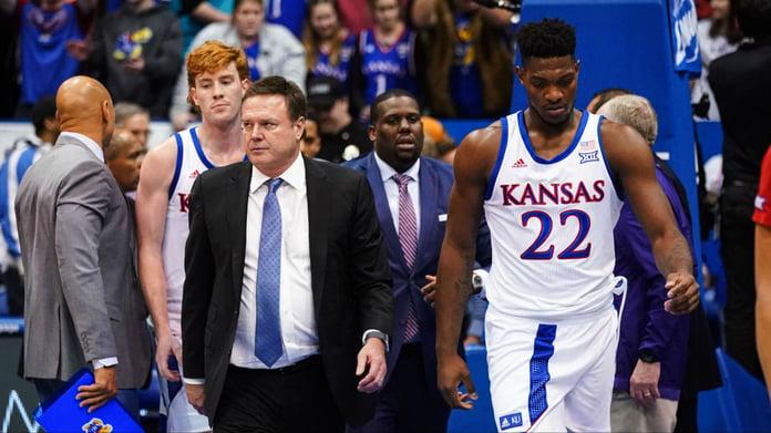 Do Post-Brawl Suspensions Affect Kansas NCAA Title Odds?