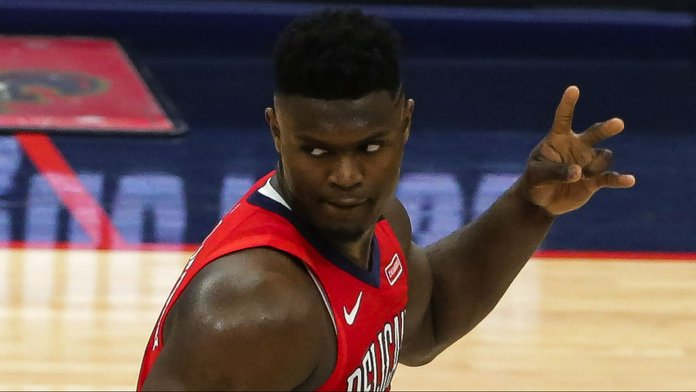 Zion Williamson Rookie of the Year Odds Slashed After Debut