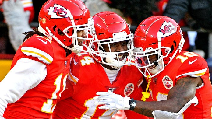 5 Chiefs Bets to Back in Super Bowl 54 from MVP to 1st TD