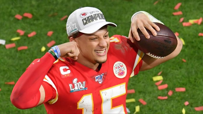 Chiefs Favorites To Repeat in Latest Super Bowl 55 Odds