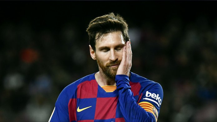 Bookies Price Up Lionel Messi Leaving Barcelona This Summer