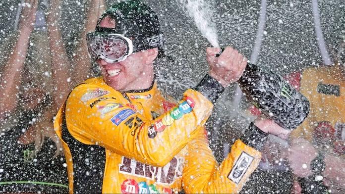 Penn National & NASCAR Unveil Historic Betting Partnership