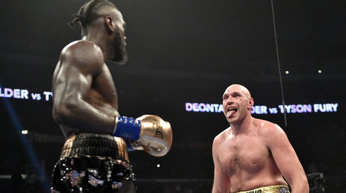 George Foreman Predicts Fury-Wilder 2, Sees Rumble In Jungle