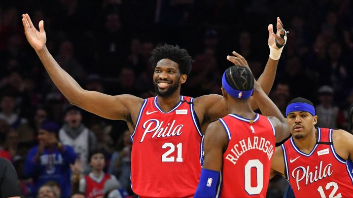Is There Value In Up-And-Down Sixers NBA Championship Odds?