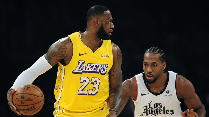 Lakers vs Clippers Gives NBA Bettors Tantalizing LA Question