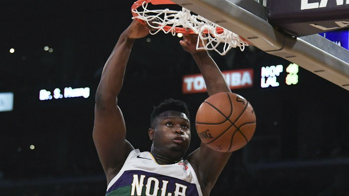Are Pelicans & Zion A Safe Bet To Reach Projected Win Total?