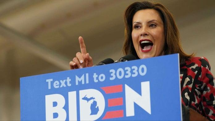 Biden VP Pick Odds: Michigan Gov. Whitmer Jumps Up List