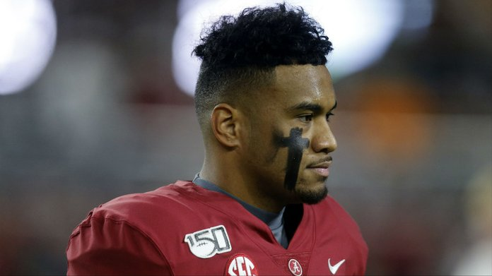 Tua Tagovailoa Draft Odds & Projection: Betting The Props