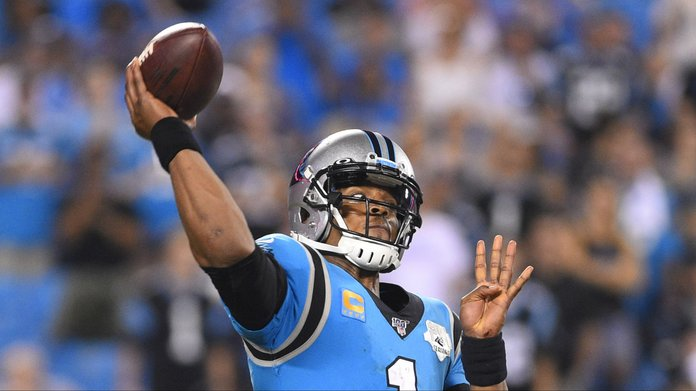 Where Will Cam Newton Land? Betting Favorite May Surprise You
