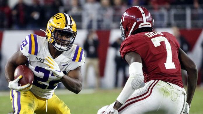 LSU-Alabama NFL Draft 1st-Round Prop: Which Gets More Picks?