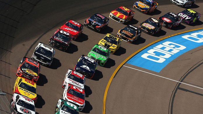 NASCAR, Penn National Add Esports Race Wagers To Betting App
