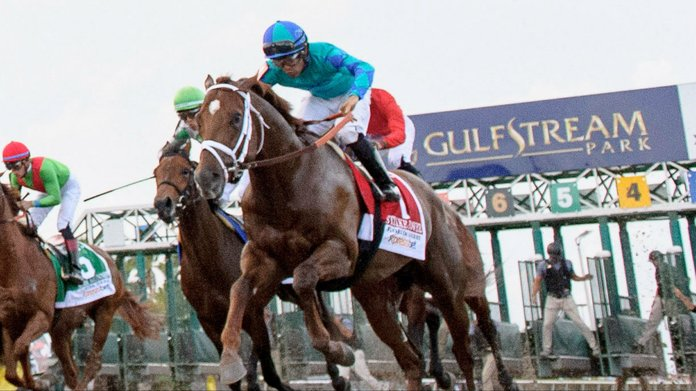 Horse Racing 50-Cent Online Parlay Bet Pays More Than $500K